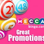 Mecca weekend promotions