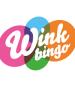 wink bingo color white logo